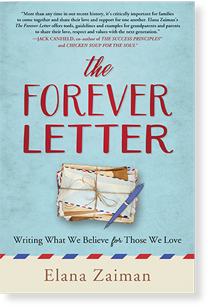 The Forever Letter book-cover